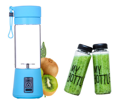 все цены на Electric Juicer Cup Extractor USB Squeezers Blender Smoothie Fruit Citrus Orange Lemon Juicer Rechargeable Bottle Juice онлайн