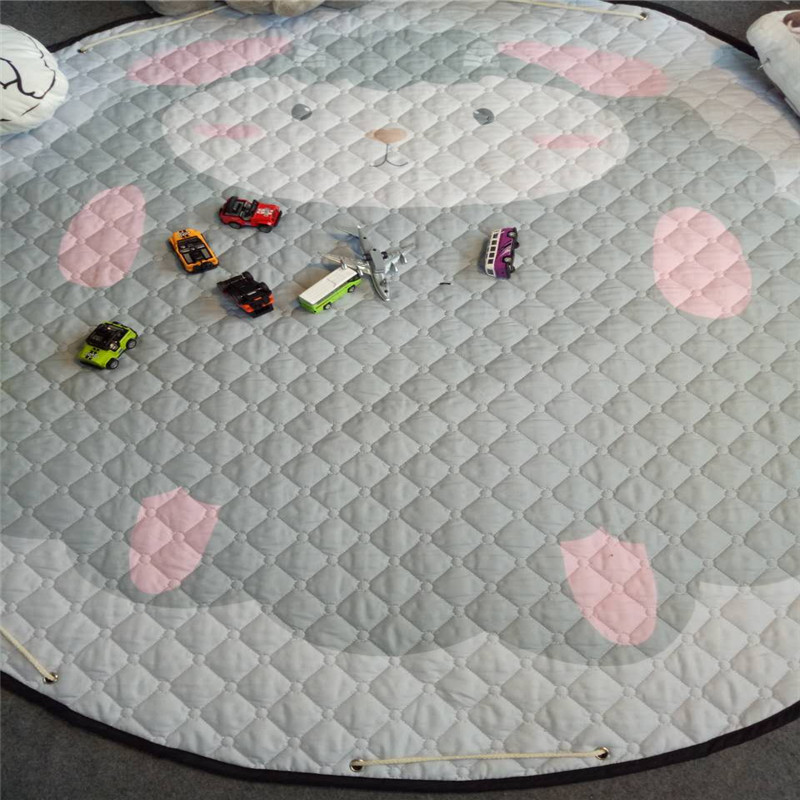 59 Pulgadas Gran Bebé Play Mat Playmat Niños Juguete Bolsa de - Juguetes para niños - foto 3