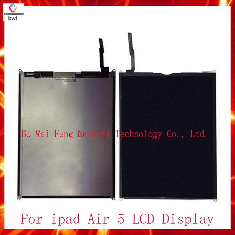 ФОТО 5pcs/lot High Quality For ipad Air Ipad 5 LCD Display Screen Free Shipping+Tracking Code