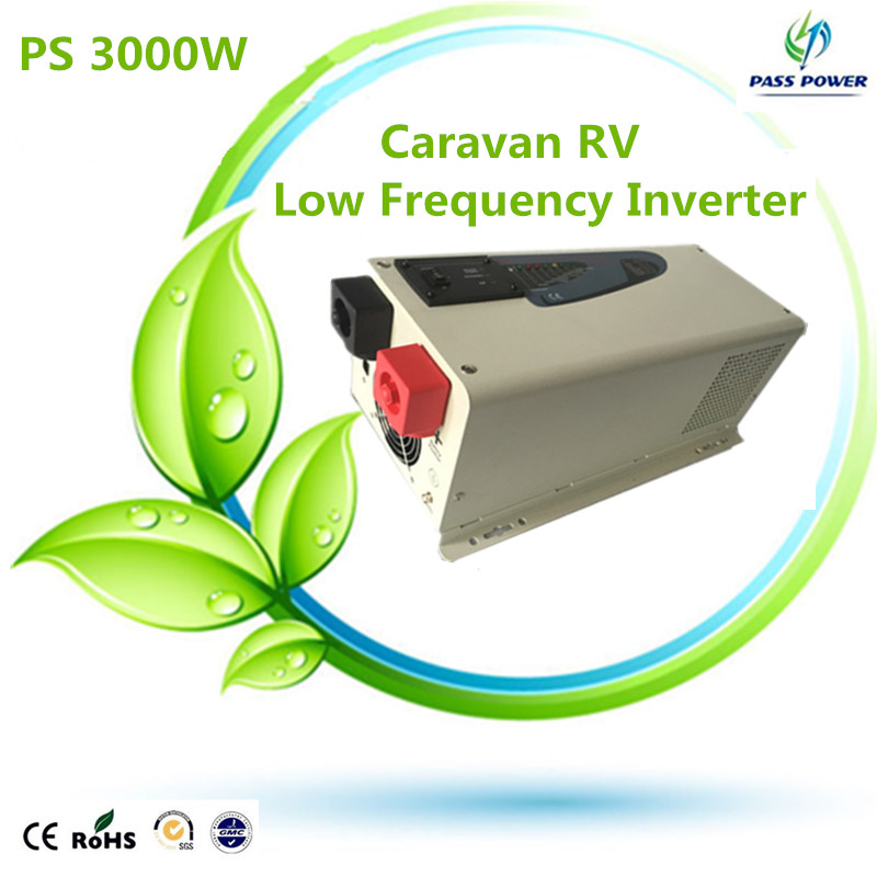 2016 Factory Sell Off Grid Car Inverter UPS Low Frequency Inverter 3000W Caravan RV Inve ...