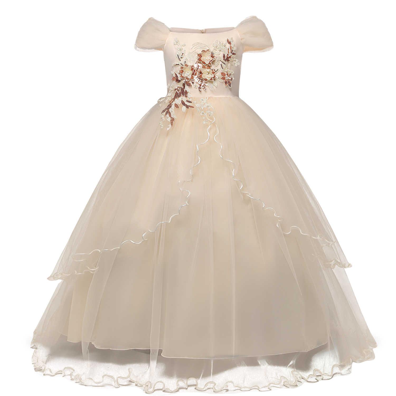 Vestido De Verano Para Niñas Vestidos Para Niñas Disfraz De Princesa Ropa Para Niños Ropa De Bebé Tutú 6 7 8 9 10 11 A 14 Años Vestido