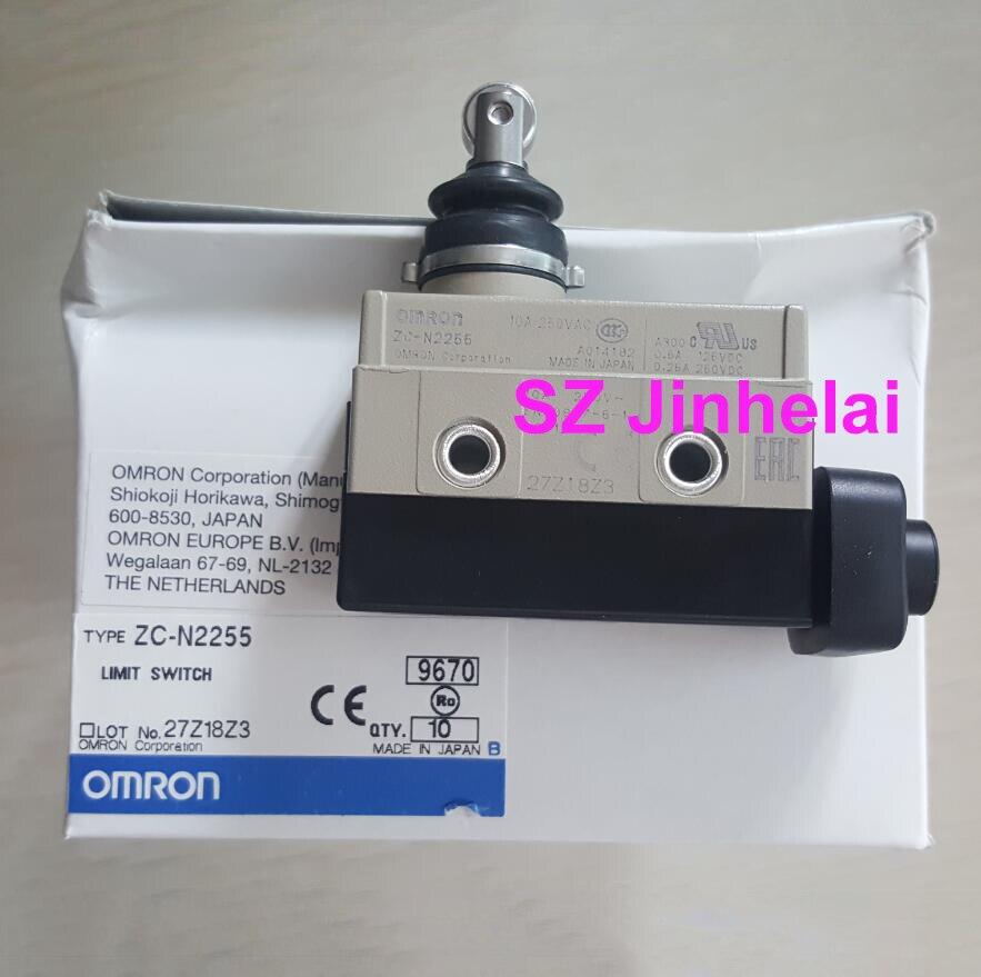 OMRON ZC-N2255 Authentic Original LIMIT SWITCH