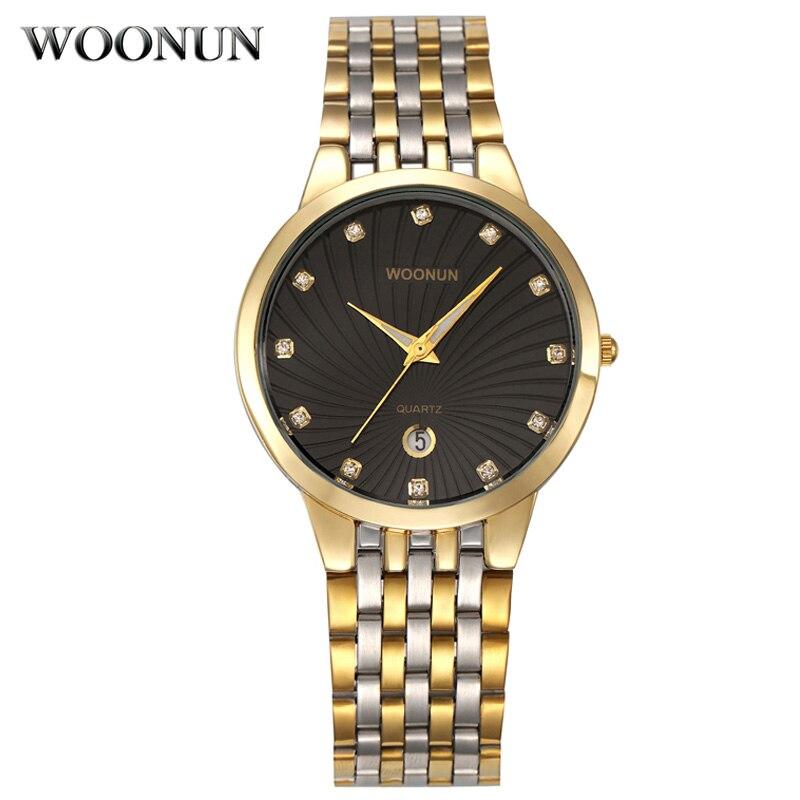 WOONUN Ανδρικά ρολόγια Top Brand Πολυτελή - Ανδρικά ρολόγια - Φωτογραφία 2