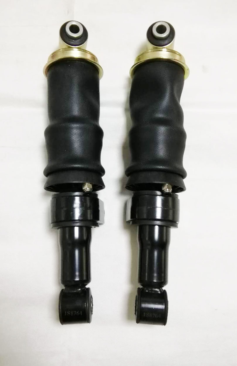 2 pieces High quality Shock Absorber 500377878 for IVECO Truck spare parts 500 377 878 the original saic iveco hongyan jie lion iveco flag changtour version 1 24 tractor truck model page 7