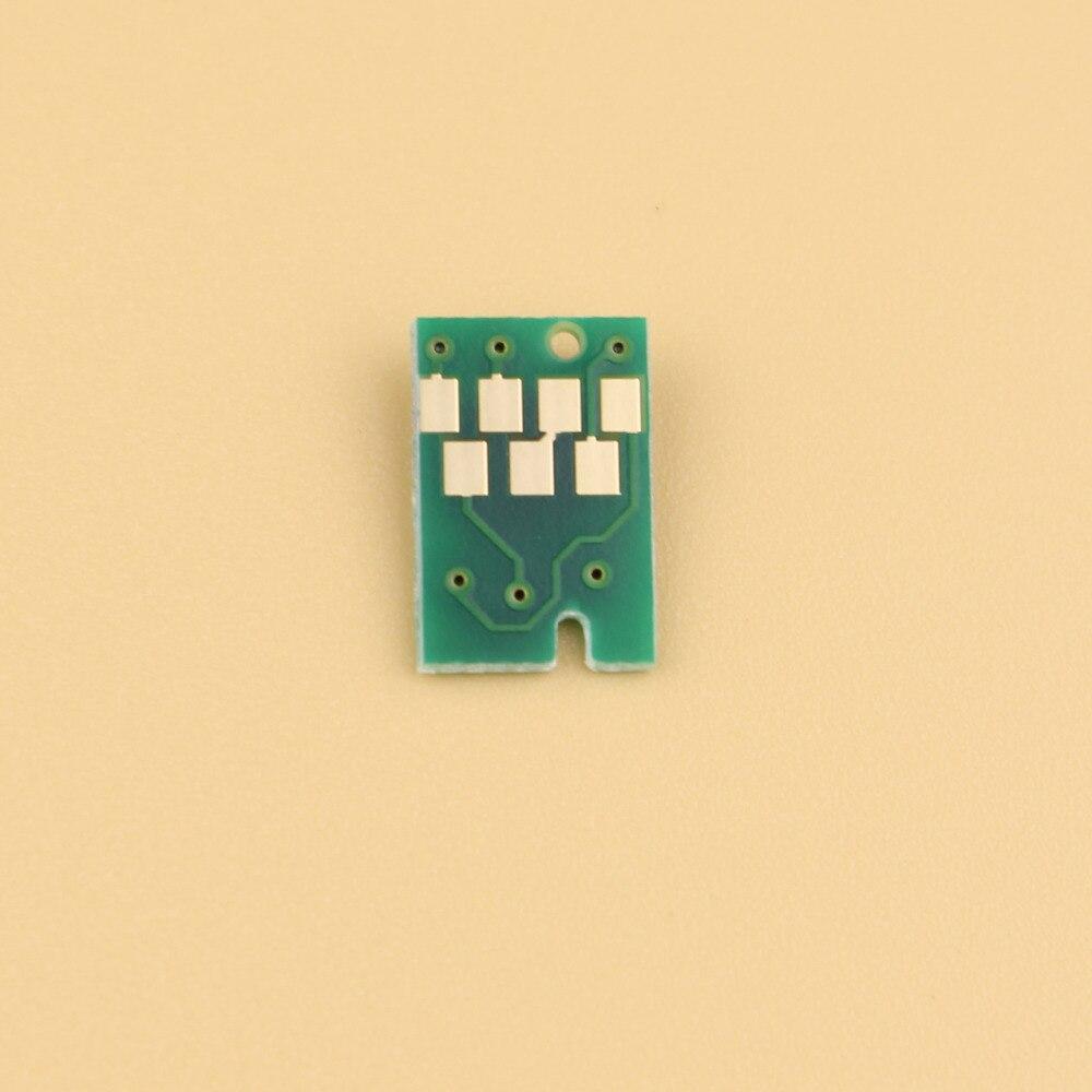 8pcs No.70 Auto Reset Chip comaptible For HP Z2100 Z5200 DesignJet Adhesive type