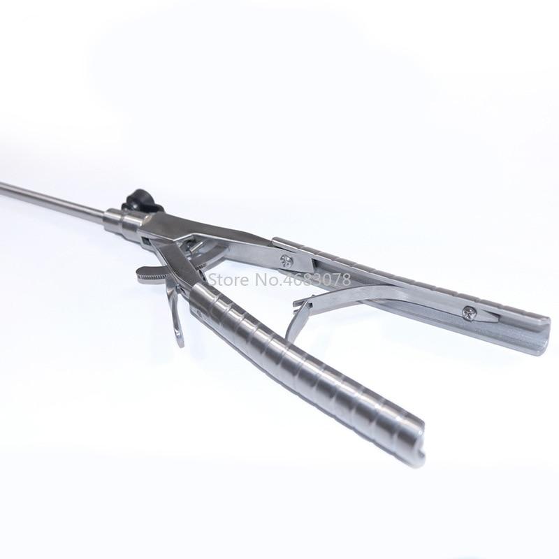 New Style Medical Stainless Steel Laparoscopic Simulation Training Instruments needle holder forceps Educational Equipment