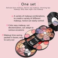 57 Colors Eyeshadow Palette Cosmetic Powder Matte Nude Shimmer Eye Shadow Set Beauty makeup tools