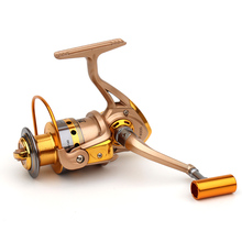 Metal Fishing Spool Reel