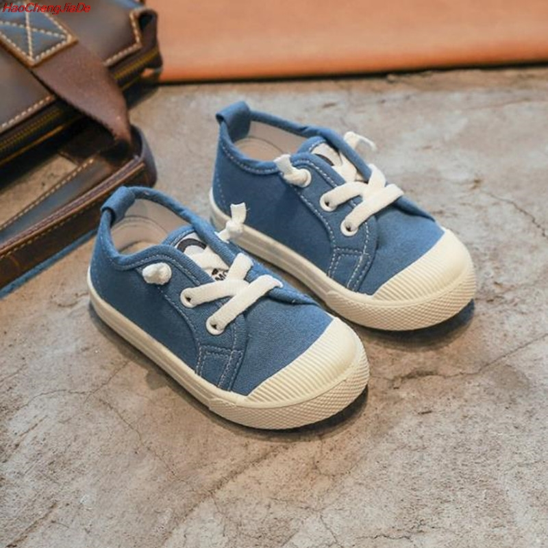 HaoChengJiaDe candy color children canvas shoes boys casual girls flat Princess students sneakers Lazy a pedal kids outdoor shoeHaoChengJiaDe candy color children canvas shoes boys casual girls flat Princess students sneakers Lazy a pedal kids outdoor shoe