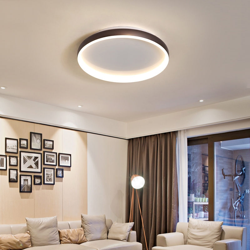 New RC White/Black/Coffee Finished Modern led Chandelier for living room bedroom study room home 110V 220V Chandelier FixturesNew RC White/Black/Coffee Finished Modern led Chandelier for living room bedroom study room home 110V 220V Chandelier Fixtures