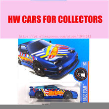 2017 1:64 96 nissan 180sx type x Metal Diecast Cars Collection Kids Toys Vehicle For Children Juguetes(China)