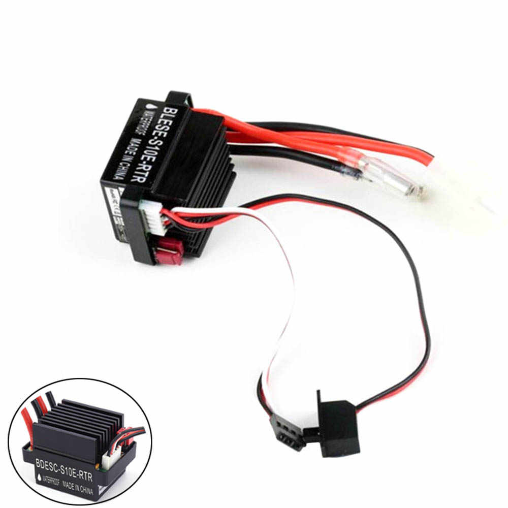 RC Boot en Boot R/C Hobby 6-12 V Brushed Motor Speed Controller ESC 320A Geborsteld Motor speed Controller ESC RC Auto Boot