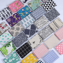 47x68cm 1 Pieces Cotton Table Napkins Home Kitchen Waffle Pattern Tea Towel Absorbent Dish Cleaning Towels