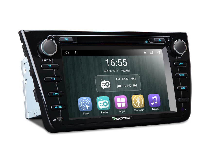 android 6 0 os 8 quad core car dvd auto radio stereo for. Black Bedroom Furniture Sets. Home Design Ideas