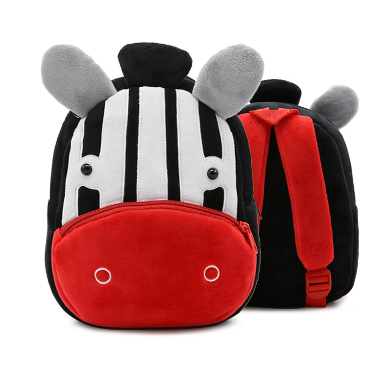 65f58d3205 2018 3D Cartoon Kindergarten Backpack Girls Boys Schoolbag Plush Children  Backpacks Cute Animal Kids Bag School Bags Toys Gifts - aliexpress.com -  imall.com