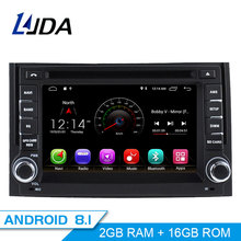 LJDA Android 8,1 dvd-плеер автомобиля для hyundai H1 grand starex 2007-2015 автомобилей Радио gps-навигация стерео wi-fi-мультимедиа autoaudio
