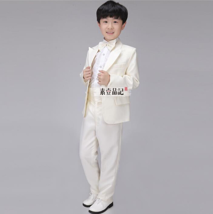 891b7345e0 FR20 Children s Clothing Small Boys Suit Flower Girl Dresses Han Edition  Children Wedding Anniversary Costumes Boy Suits-in Clothing Sets from  Mother   Kids ...
