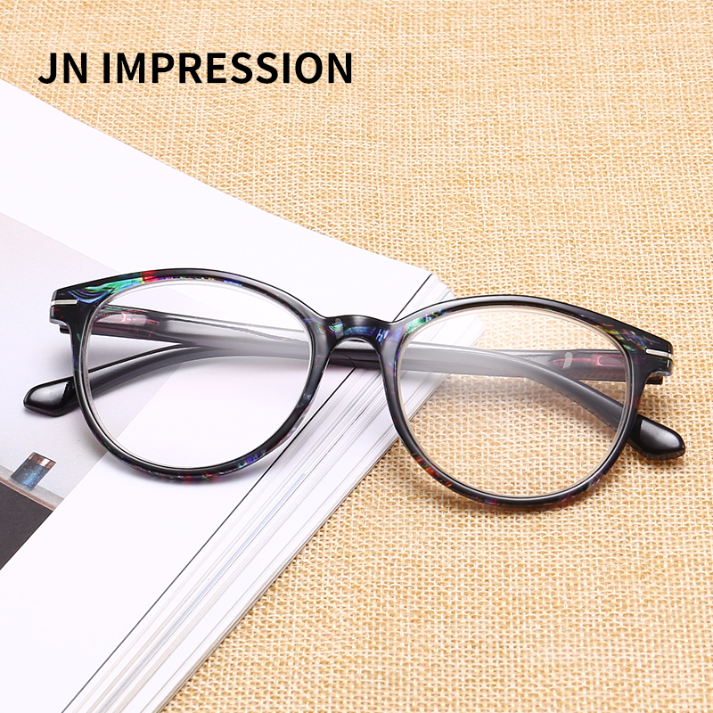 7b2dfa369f8aa J N Vintage Reading Glasses Women Men Retro Luxury Brand Designer Plastic  Eyewear Hyperopia Presbyopia Fashion T18146