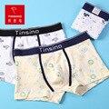 Mediados de cintura de impresión más tamaño shortsmens cueca boxers underwear homme hombres sexy bragas transparentes thin ice marea cinturones