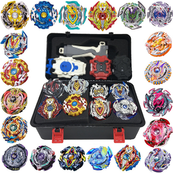 Beyblade Burst Set Toys Beyblades Arena Bayblade Metal Fusion Fighting Gyro 4D With Launcher Spinning Top Bey Blade Blades Toys beyblade set