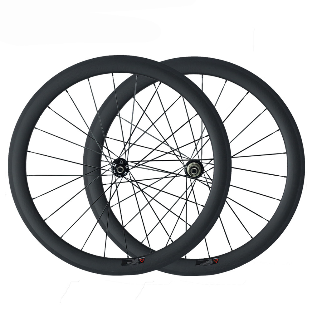 SmileTeam Disc Brake 50mm Clincher Carbon Road Bicycle Wheels 700C 25mm Width Cyclocross Bike Wheelset Racing Bicycle Wheels 50mm carbon disc brake bicycle wheel set 700c 25mm carbon 38mm clincher wheelset for secure riding made in amoy trading company