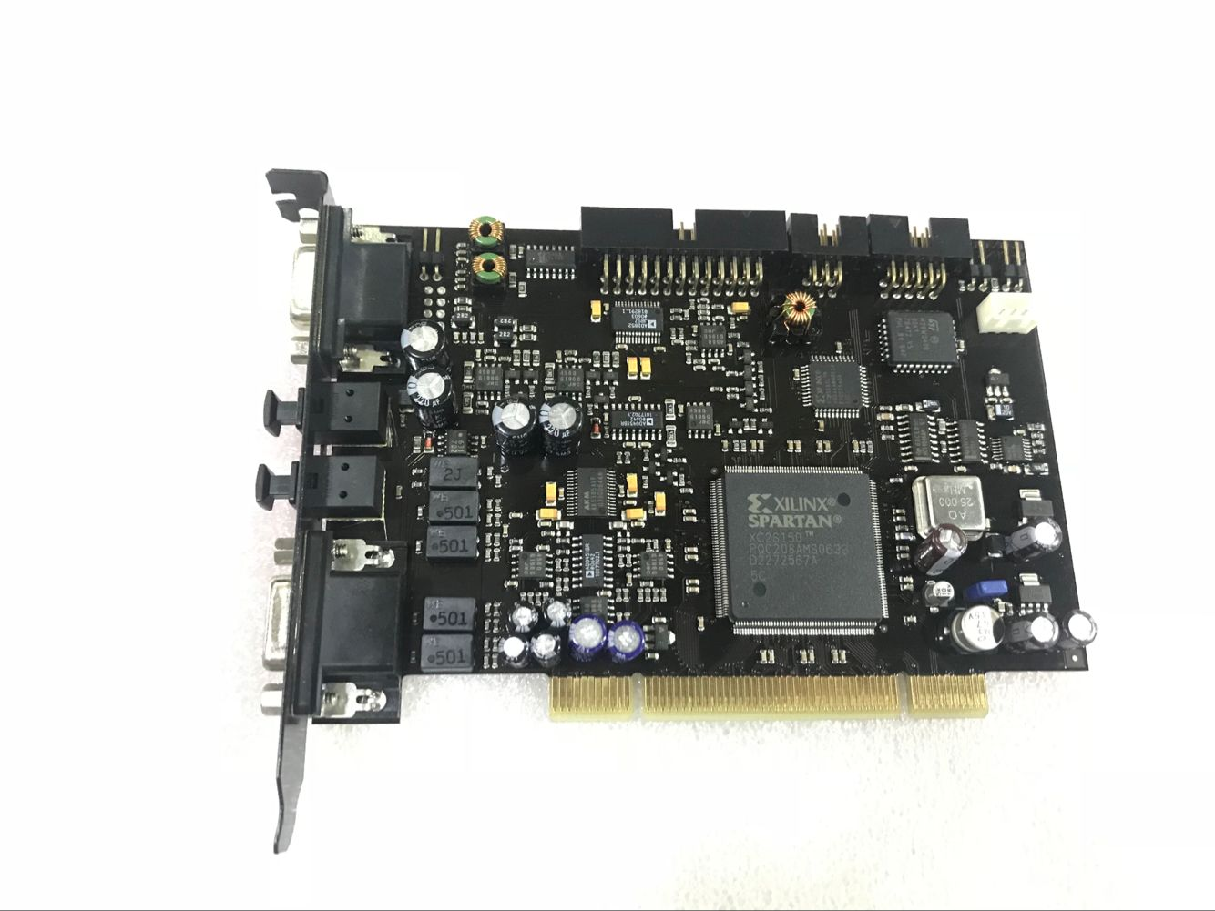 Original RME HDSP 9632 PCI Sound Card Built-in Audio Interface 24Bit/192kHz Professional Sound Card Audio Card