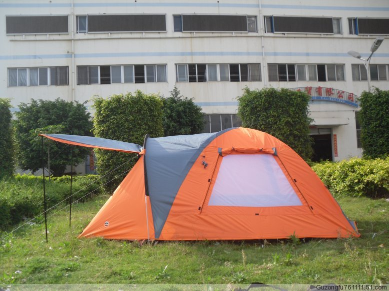 huge discount bc122 35a09 Adventuridge , tent double layer tent-in Tents from Sports ...