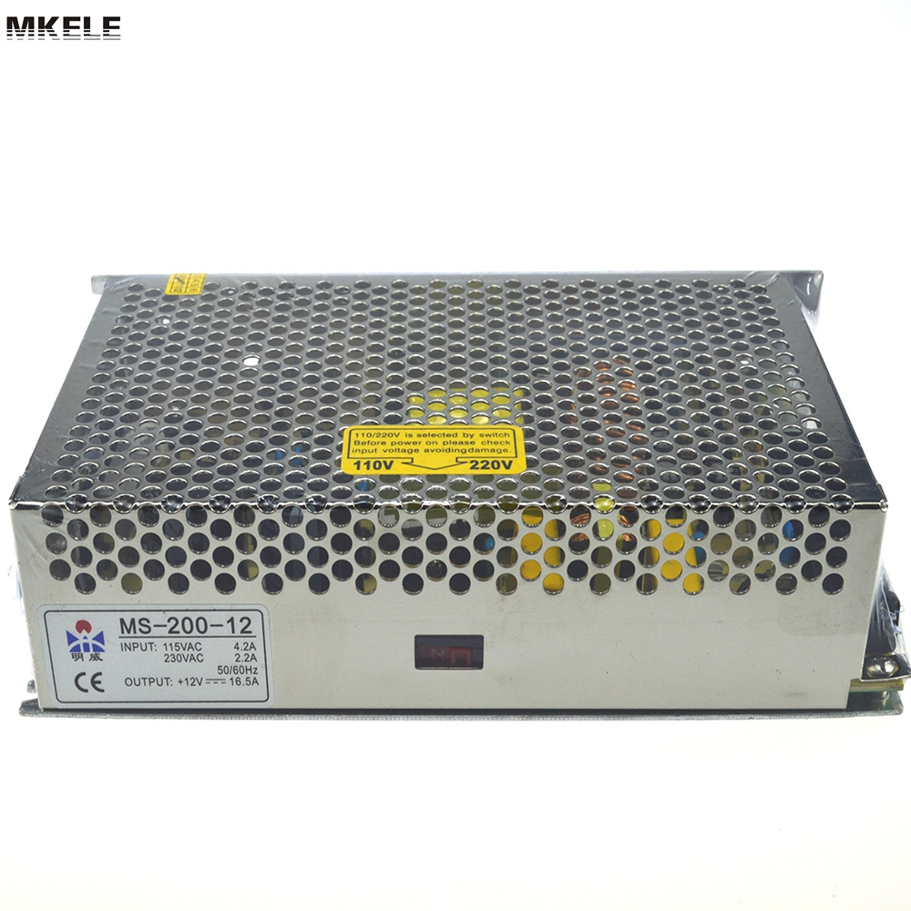single output hot sale MS-200-24 new product 200watt dc24V 8.3A 200w switching power supply smps with CE certification muqgew 2017 new hot sale bg1510b 1 24