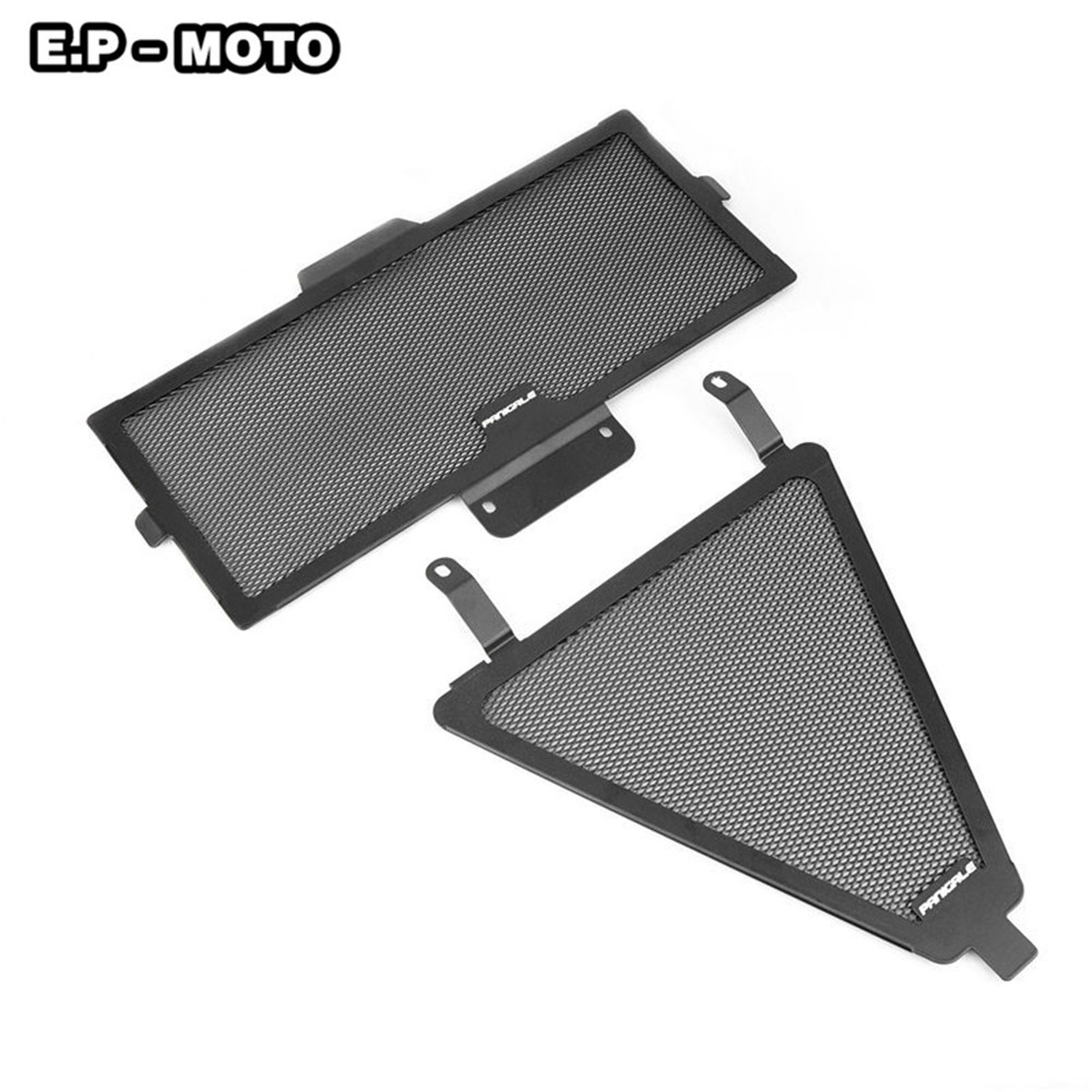 Motorcycle Front Radiator Grille Guard Oil Cooler Cover For Ducati 1199 1299 899 959 in Covers Ornamental Mouldings from Automobiles Motorcycles
