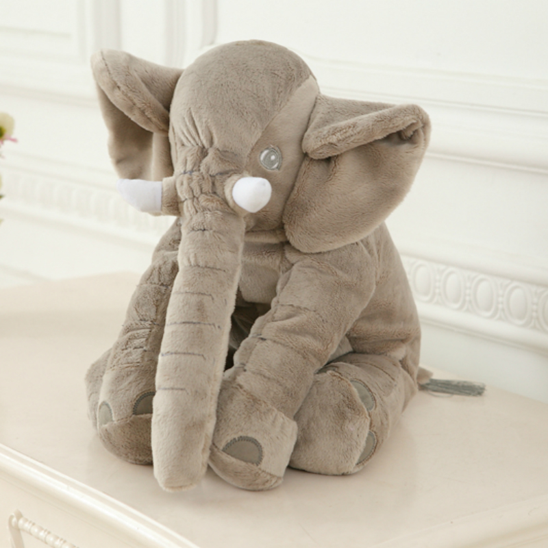 Small Elephant Toys For Baby Kids Playmate Cute Soft Stuffed Animal