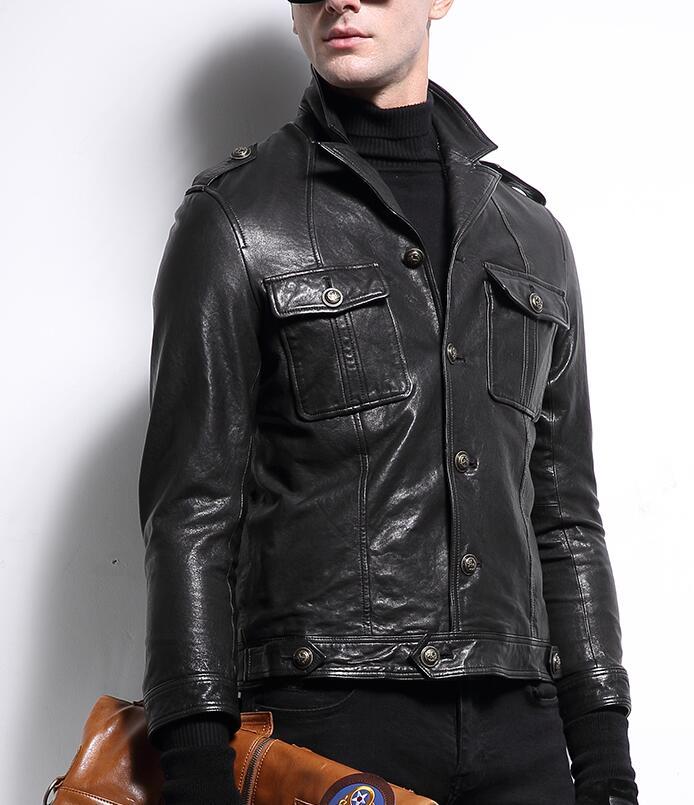 hot sale top quality  design men jacket  JH0014