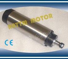 Silnik wrzeciona 1.5kw air-cooled er11/220 v frezowanie grawerowanie 65 grind x 205mm