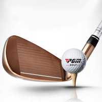 PGM 1 Pcs Golf Clubs Women 7 Irons Right Handed Golf Club Ultra-light Practice Beginner Rubber Grip Precision Weapons Graphite