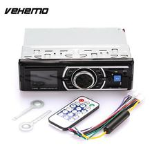 Vehemo in Dash MP3 Player Hands-Free Car