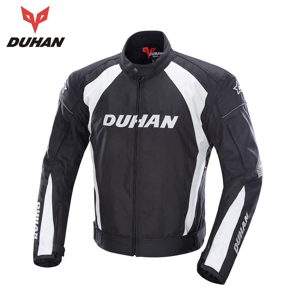 Chaqueta de moto para hombre DUHAN, a prueba de viento, conducción - Accesorios y repuestos para motocicletas - foto 2