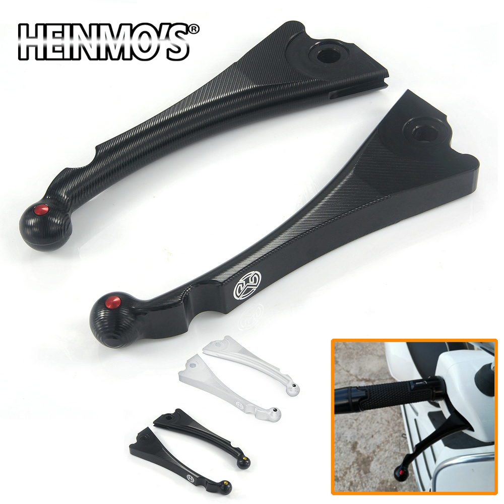 Brakes Levers For VESPA GTS250 GTS 250 2017 2018 Motorcycle Accessories For GTS300 GTS 300 Front Disc Rear Drum Handlebar
