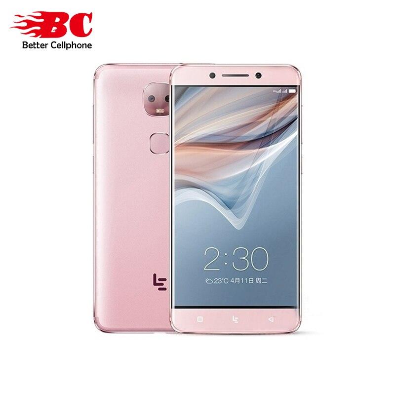Nuovo Letv Leeco Le Pro 3X651 Dual AI Fotocamera Del Telefono Cellulare Android 6.0 4G FDD-lte Helio X23 Dieci core 5.5 Pollice 4G + 32G 13MP 4000 mAh