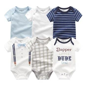 Baby Jumpsuit Lengan Pendek 2