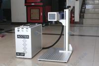 Discount in 2017! 20W fiber laser marker, incisione metalli fiber laser machine for sale