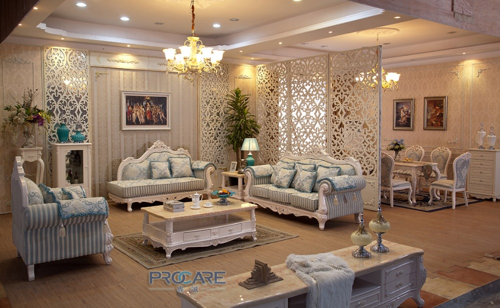italian oak solid wood sofa furniture sets fabric sofas for living room from china - Living Room Furniture Online