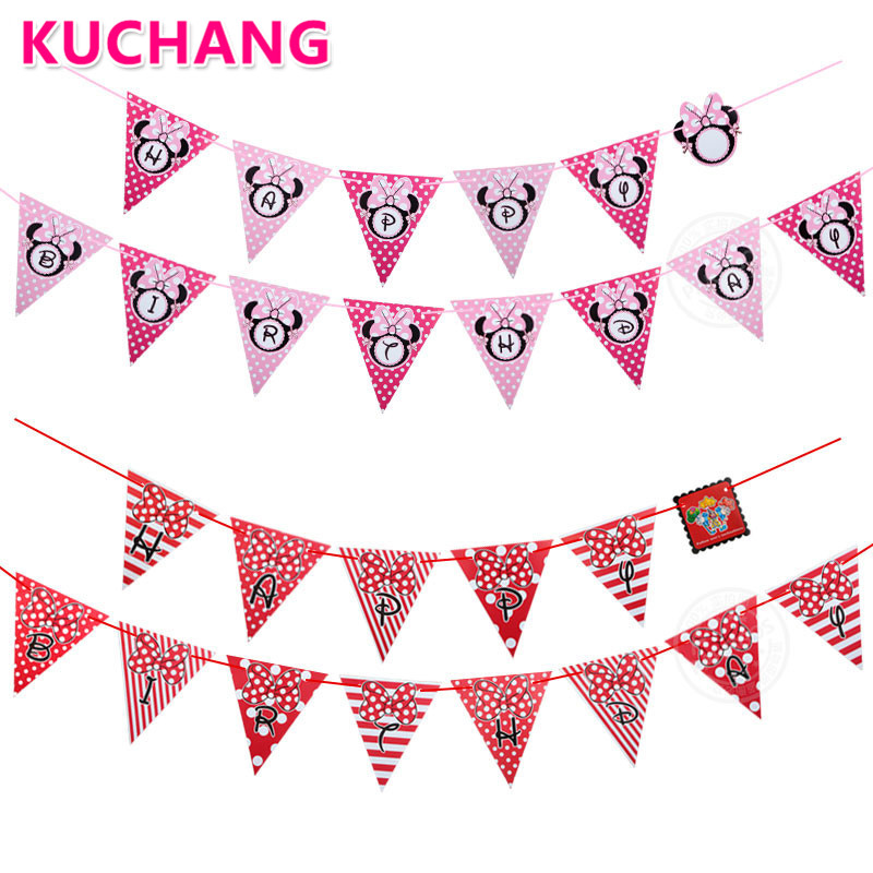 Party Boys Children Decoration Genuine 9ft Pirate Themed Happy Birthday Banner
