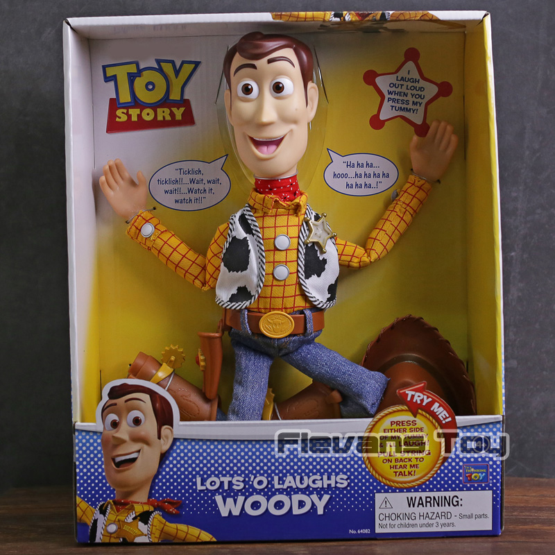 Woody Toy Story Muito o Ri/Cantar N Yodel Jessie PVC Action Figure Collectible Modelo Toy