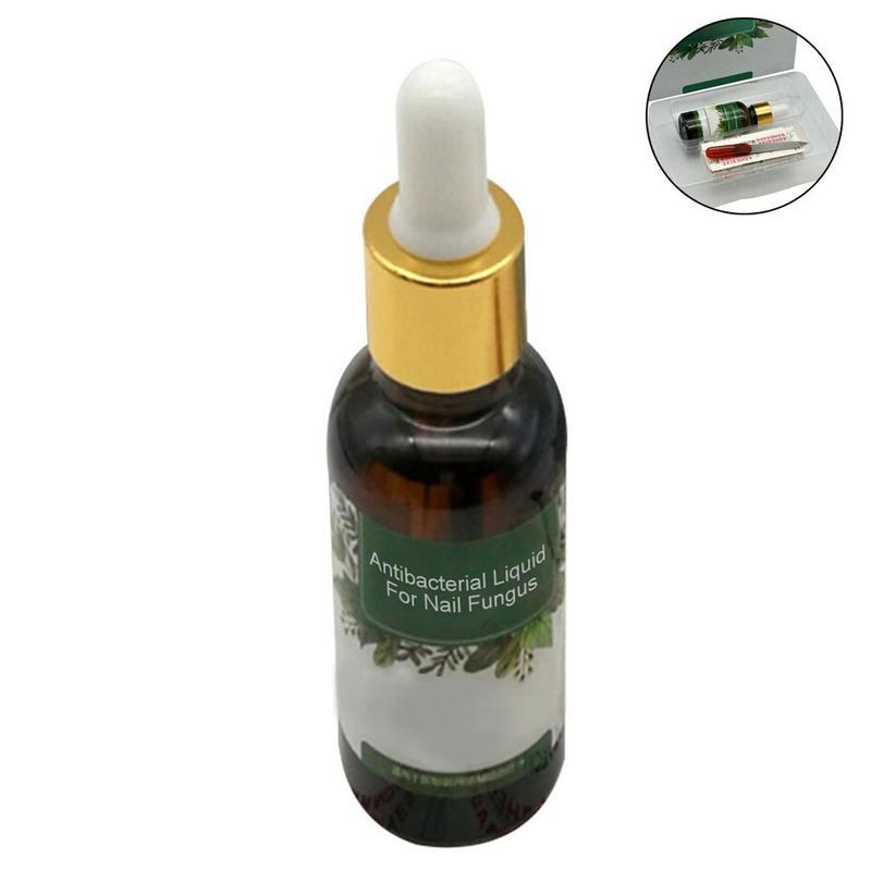 30 ml Remover Pé Dedo Do Pé Unha Fungo Medicina Antibacteriano Líquido Reparação Essência Cuidados Tratamento de Fungos Nas Unhas Para Esterilização