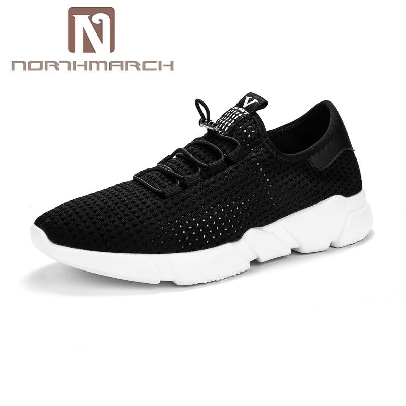 Para Hombre Ligeros Banda Sneaker Zapatos Negro Northmarch Transpirable Zapatillas Krasovki Casuales Hombres Elástica Moda 7nxZ7q8X