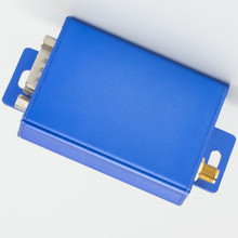 2w wireless rs485 transceiver 433mhz rf transmitter and receiver 5km range rf data modem aluminum enclosure receiver