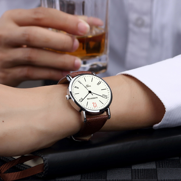 Fashion Mens Watches Famous Brand Luxury Quartz Wrist