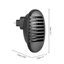 Portable LED Mosquito Killer EU/US Plug 110V-240V Bee Killer Light Insect Killer Zapper Inhaler Electronic Trap Lamp