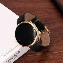 Neue Bluetooth Smart uhr Armbanduhren für IOS Andriod Handy mit Pulsmesser Smartwatches Tragbare Geräte