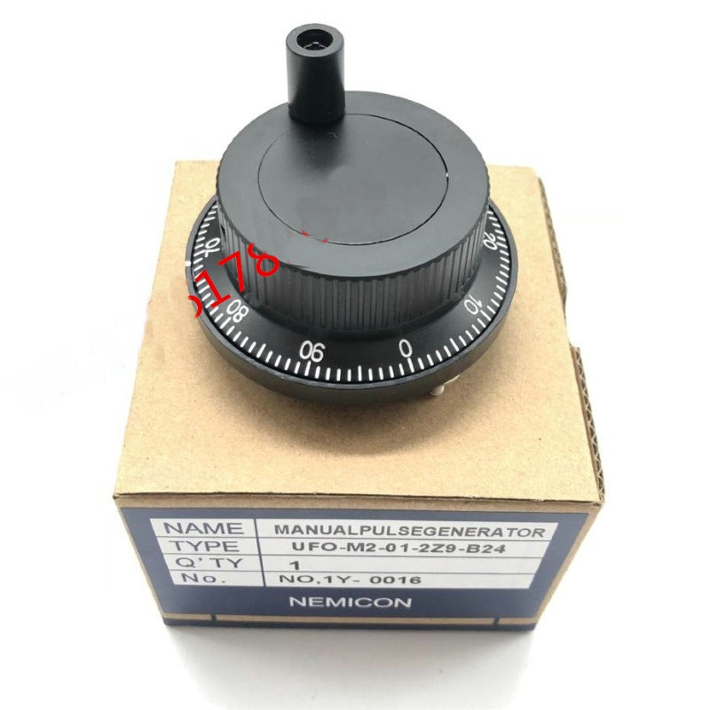 UFO series manual pulse generator electronic hand wheel UFO-M2-01-2Z9-B24 UFO-01-2D-99EUFO series manual pulse generator electronic hand wheel UFO-M2-01-2Z9-B24 UFO-01-2D-99E