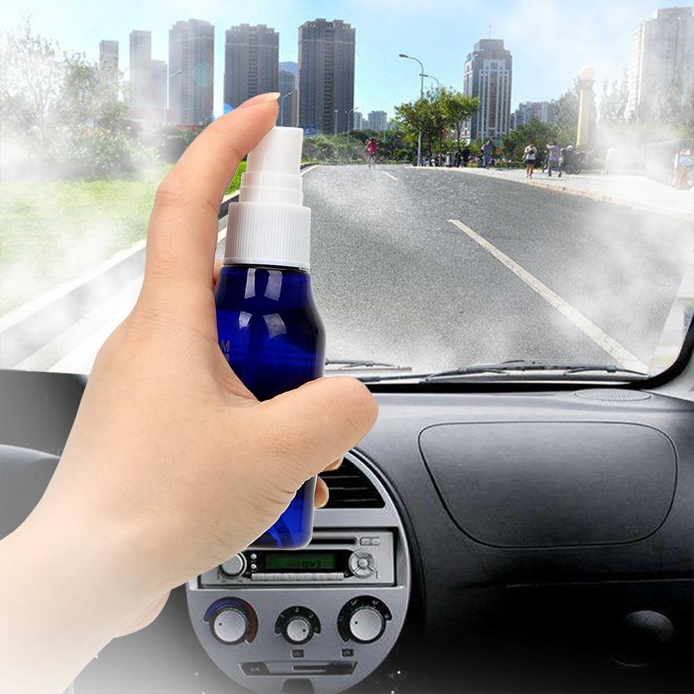 FORAUTO Car Glass Windshield Side Windows Anti-fog Coating 70ML Liquid Spray Anti Fog Agent Glass Anti Fogging